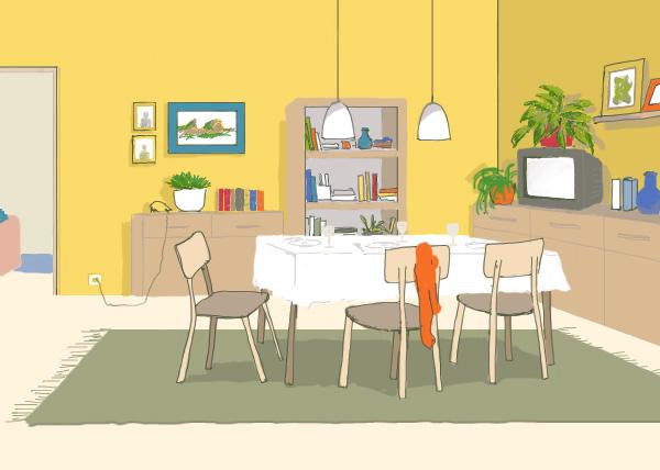 j 39 am nage mon salon ma salle manger. Black Bedroom Furniture Sets. Home Design Ideas